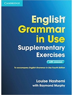 ENGLISH GRAMMAR IN USE SUPPLEMENTARY EXERCICES - HASHEMI MURPHY (-50%)