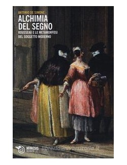 ALCHIMIA DEL SEGNO - DE SIMONE