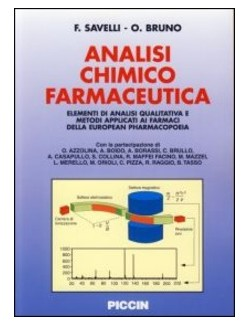 Analisi chimico farmaceutica - Savelli Bruno